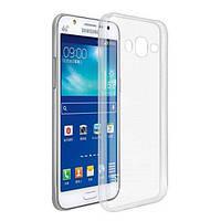 Чехол силиконовый прозрачный для Samsung J2, 0.5mm
