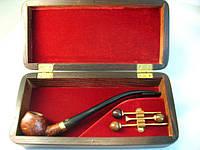 Подарочная шкатулка для курительной трубки большая