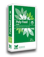 ПОЛИ-ФИД Фолиар 15-7-30+2Mg+ME / POLY-FEED Foliar  — комплексное минеральное удобрение 25 кг, Haifa