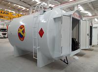 Цистерна для подземного хранения SINAN / ABOVE GROUND BOILER