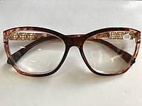 Очки женские в пластмассовой оправе 2156