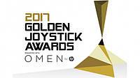 Стали известны победители Golden Joystick Awards 2017