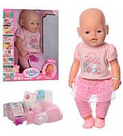 Кукла-пупс Baby Born аксессуарами