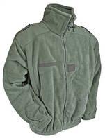 Флисовая кофта-куртка французской армии F-2.Теплая.Оригинал.