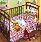 Комплекты детскую кроватку ТМ TAG