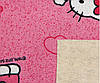 Розовый ковер в детскую HELLO KITTY 60, фото 2