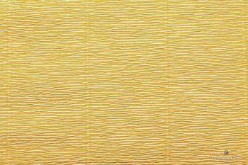 Бумага креповая, песочный № 579, 50*250 см, 180 г/м2, Cartotecnica Rossi, 6057908