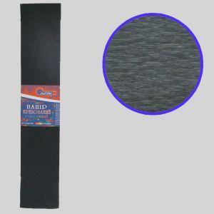 Бумага креповая 35%, черный, 50*200 см, 20 г/м2, Josef Otten, KR35-8019, 151481