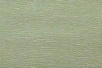 Бумага креповая, оливковый № 562, 50*250 см, 180 г/м2, Cartotecnica Rossi, 6056208