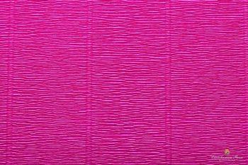 Бумага креповая, цикламен № 552, 50*250 см, 180 г/м2, Cartotecnica Rossi, 6055201
