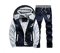 Комплект тёплая худи и штаны спортивный костюм Stok13