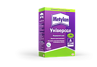 Клей обойный Универсал  для бордюров 100г Metylan 1/18   АКЦИЯ - 10 %