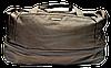 Практичная дорожная сумка на 3 колесах коричневого цвета DGM-742264