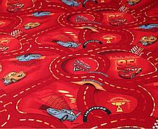 Детский коврик тачки WORLD OF CARS 10, фото 3