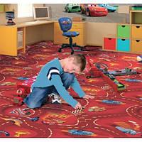 Детский коврик тачки WORLD OF CARS 10, фото 1