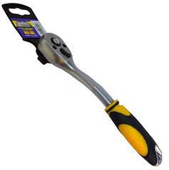 Ключ-трещотка Сталь PROFI 72 зуба с подвеской (3/2) 70020