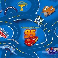 Детский ковролин WORLD OF CARS 77