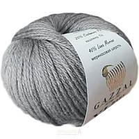 Пряжа gazzal baby wool 818 XL в моточках для ручного вязания