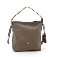 Женская сумка из кожзама D. Jones CM3630, d. camel