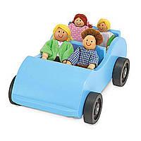 Игровой набор Дорожная машинка с куклами Melissa & Doug (MD2463) , фото 1