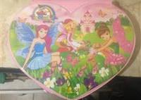 Набор для рисования Сердце 57 предметов Fantasy