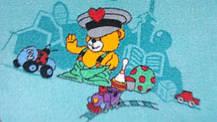 Детский коврик для игры на полу Фани Бир 72, фото 2
