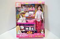 Кукла Барби Ветеринар JX600-59