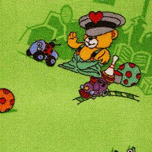 Веселые детские коврики Фани Бир 21