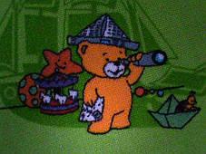 Веселые детские коврики Фани Бир 21, фото 3