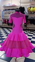 Рейтинговое платье (бейсик) Модель №024