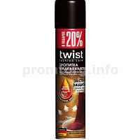 """Пропитка водоотталкивающая для гладкой кожи, замши, нубука и ткани SMS Twist 300ml """"Эффект калоши"""""""