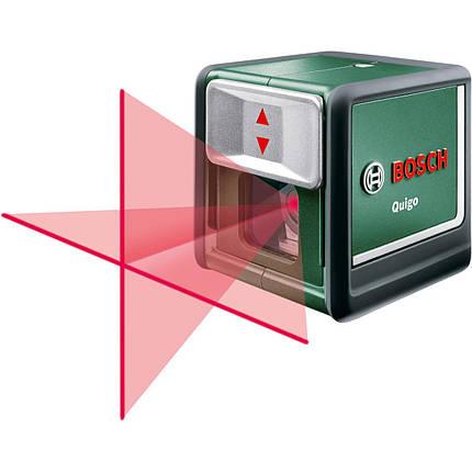 Нивелир лазерный Bosch Professional Quigo III, фото 2