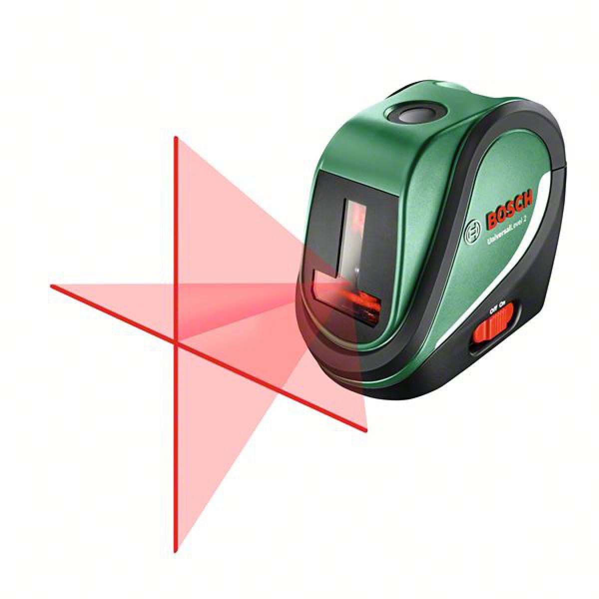 Нівелір лазерний Bosch UniversalLevel 2 Set
