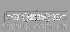 Горизонтальный декор 115 - 500х70 мм, фото 2