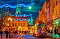 Новогодняя сказка во Львове!!!