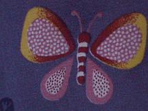 Сиреневый ковер в детскую Папилон 17, фото 2