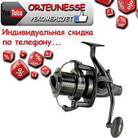 Катушка карповая Carp Zoom Marshall 8000bbc Carp fishing reel