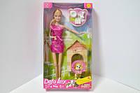 Кукла с собачкой 8232