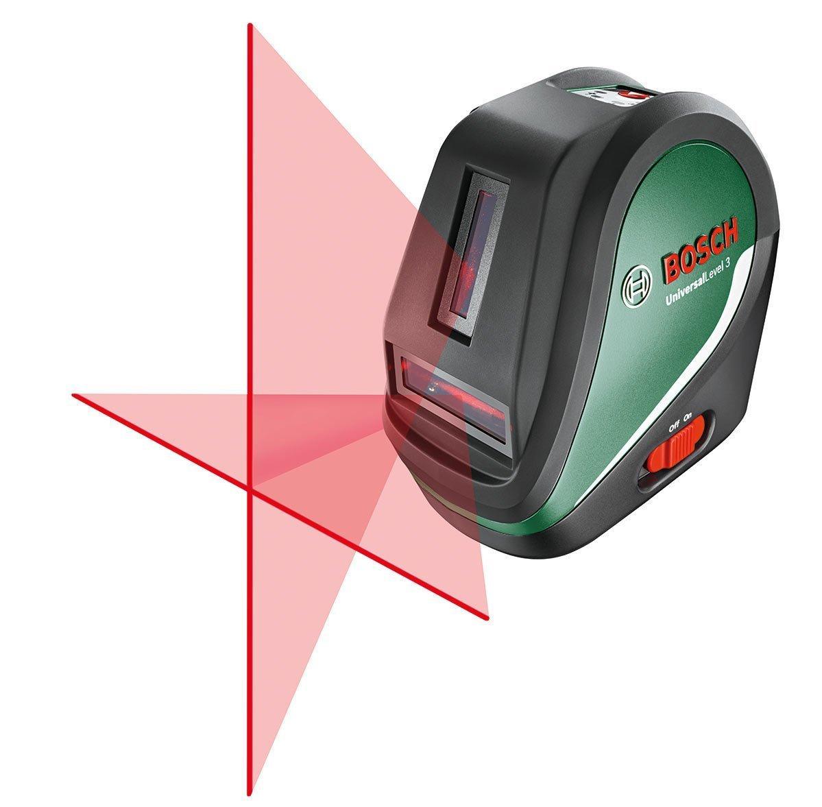 Нивелир лазерный Bosch UniversalLevel 3 Set