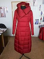 Ультрамодное пальто в пол Комильфо чили