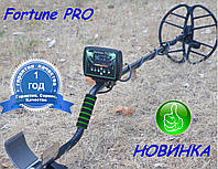 Новинка! Металлоискатель Fortune PRO / Фортуна ПРО OLED-дисплей 6*4.