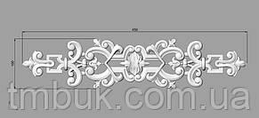 Горизонтальный декор 130 - 450х100 мм, фото 2
