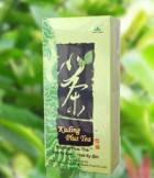 Чай Ку Дин Green World с грибом рейши и женьшенем . Повысит иммунитет,добавит энергии.20 пак.по 2,5 гр.