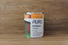 Апельсинове масло для дерева (штандоль) №930, Holzlasur classic, 750 ml., AURO