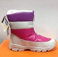 Сапоги итальянски зимние СHICCO WIBO для девочки