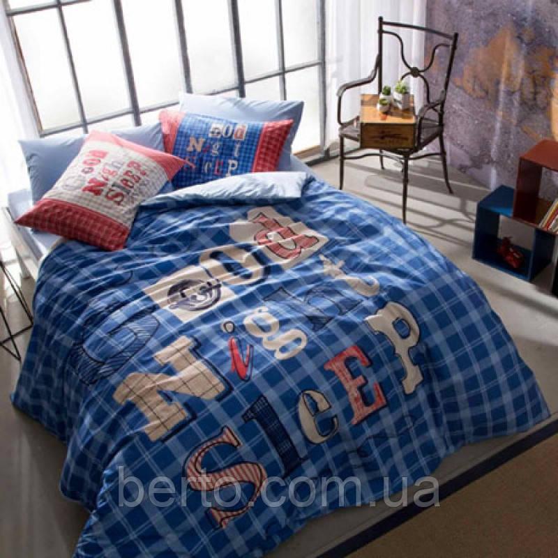 Постельное белье Tac Ranforce Teen - Good Night подростковое