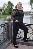 Купить женские брюки больших размеров...