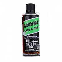 Brunox Lub&Cor, масло универсальное, спрей, 400ml BRG040LUBCOR