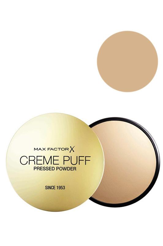 Max Factor Creme Puff Pressed Powder Компактная пудра 41 Medium Beige