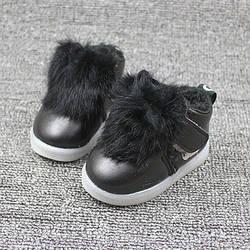 Зимние детские ботинки купить для девочки